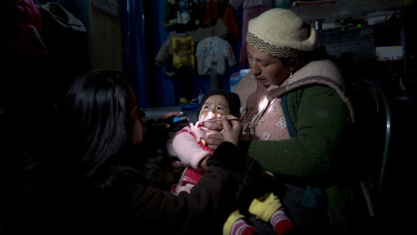 Kolombiya'da 6 günde 6 çocuk öldü!