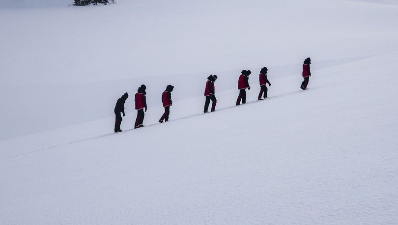 Antarktika'ya 4. sefer için geri sayım başladı