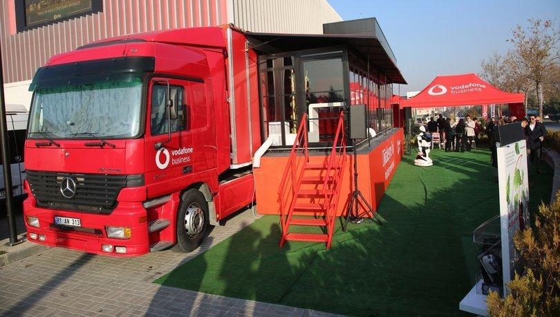 Vodafone TIR'ı