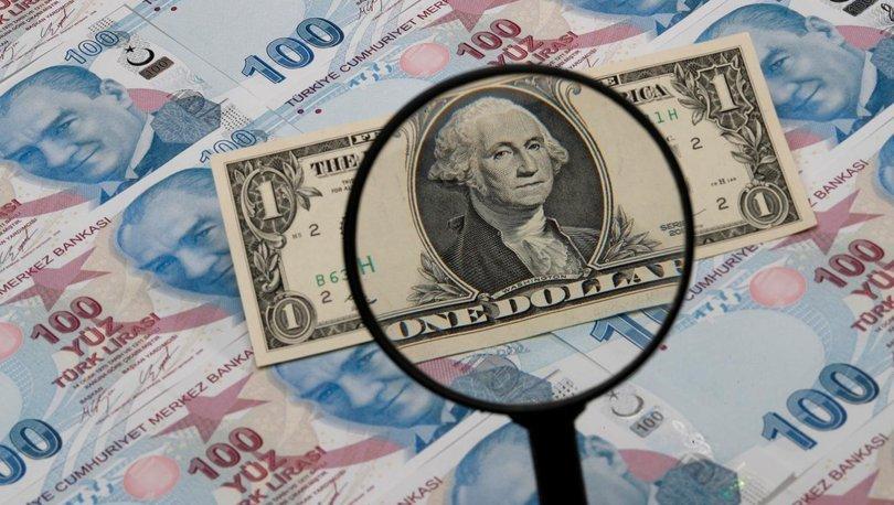 Dolar 5.94 liranın üzerinde
