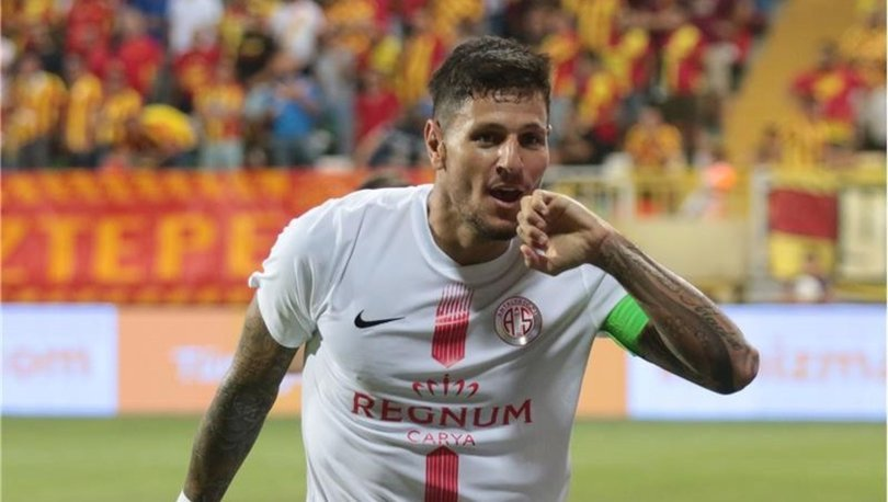 Diego Kayserispor'da