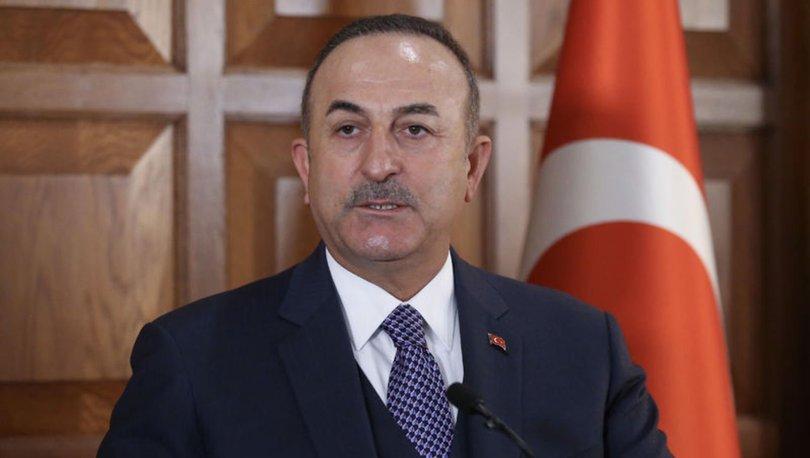 Çavuşoğlu: Bizi hedef alan çalışmalarını bozduğumuz için İsrail istihbaratımızı hedef alıyor