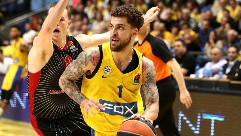 Maccabi Tel Aviv, Scottie Wilbekin'in sözleşmesini uzattı