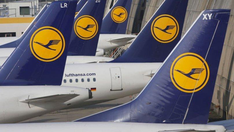 Lufthansa da Çin'e uçuşlarını durdurdu