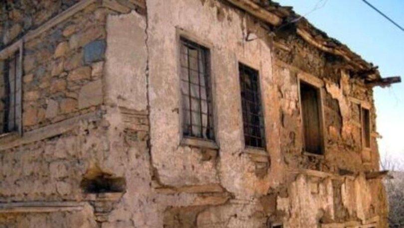 Kemal Sunal'ın Malatya'da doğduğu ev depremde yıkıldı