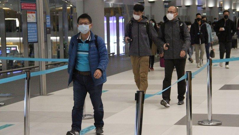 Koronavirüs havalimanlarında maske satışlarını yüzde 50-60 arttırdı