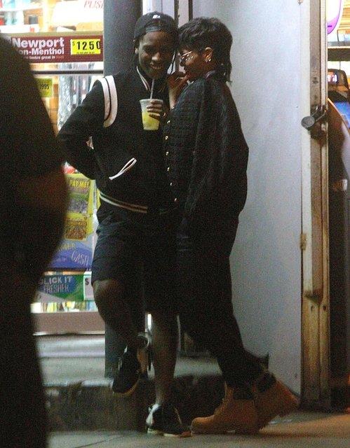 Rihanna'nın yeni sevgilisi ASAP Rocky - Magazin haberleri