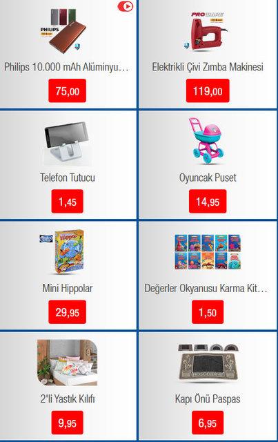 BİM 31 Ocak 2020 aktüel ürünleri satışa çıkıyor! BİM'de hangi ürünler indirimde? İşte tam liste