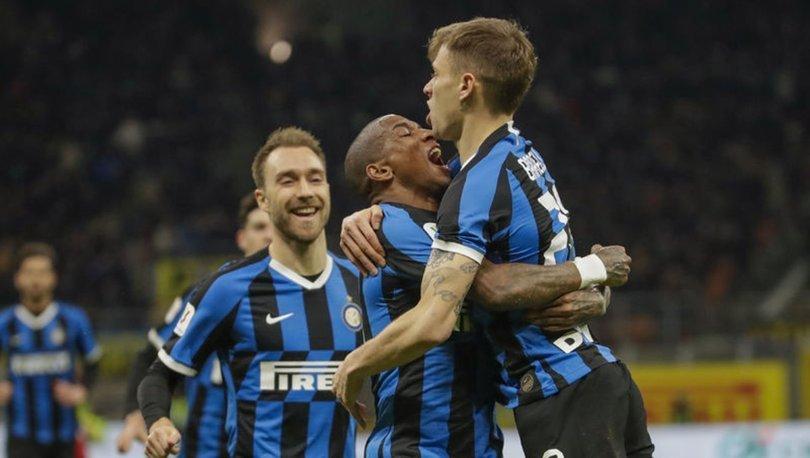 Inter, Fiorentina'yı 2-1 yenerek, yarı finale çıktı
