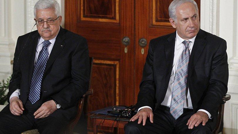 Abbas'tan Netanyahu'ya sert mektup iddiası