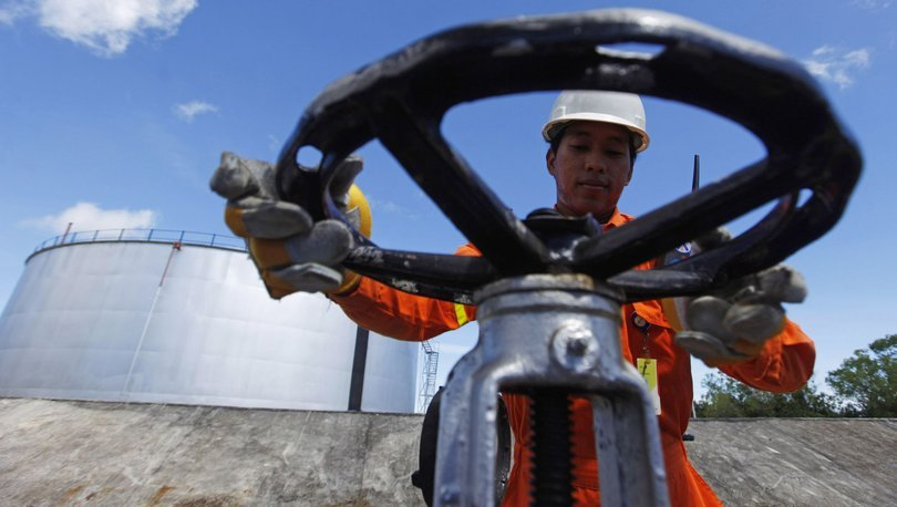 Brent petrolün varili 58,30 dolar