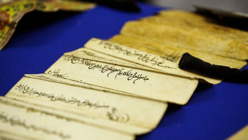 Avrupa'daki en eski Osmanlı temliknamesi