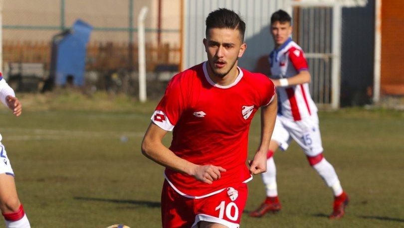 Son dakika haberleri: Galatasaray, Boluspor'un genç yeteneği Erkan Süer'i transfer etti