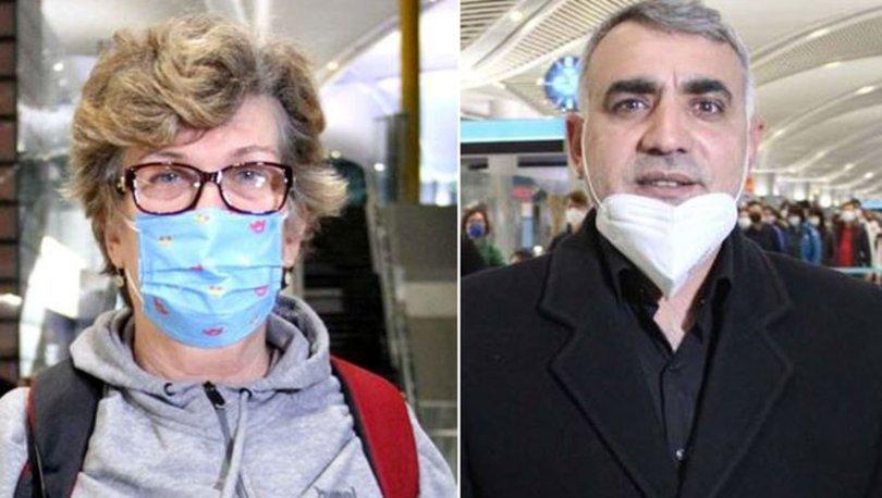 ÇİN CORONA VİRÜSÜ SON DAKİKA! Çin'den İstanbul'a 5 uçak geldi! Türkler dönüyor...