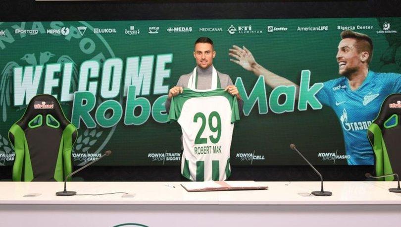 Konyaspor'a Slovak transfer