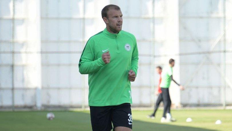 Konyaspor'da, Opanasenko ile yollar ayrıldı