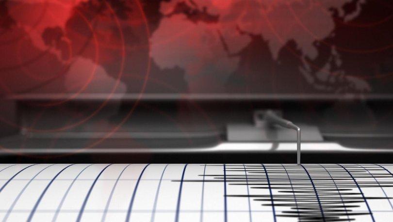 Akdeniz'de 5.5 büyüklüğünde deprem! 30 Ocak AFAD ve Kandilli Rasathanesi son depremler