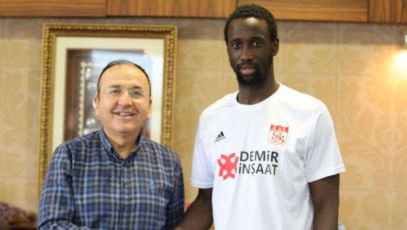 Sivasspor, Samba Camara ile anlaştı
