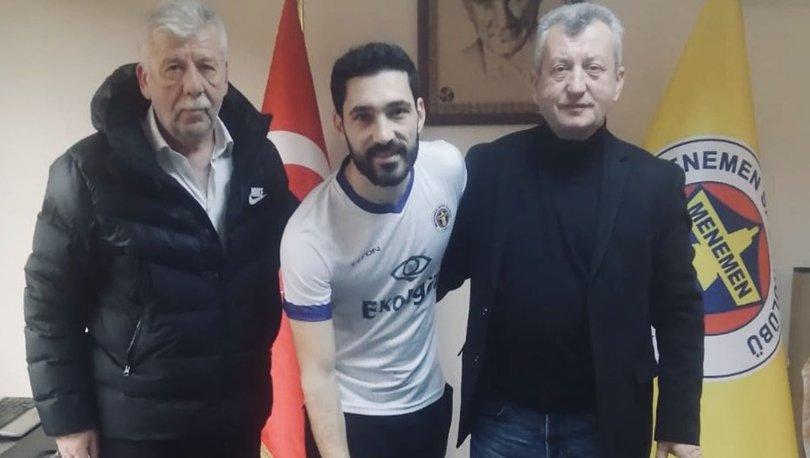 Ekol Göz Menemenspor, Samed Ali Kaya'yı kiraladı
