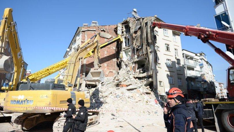 SON DAKİKA! Elazığ depreminde yıkılan her bina için 7 ayrı soruşturma!