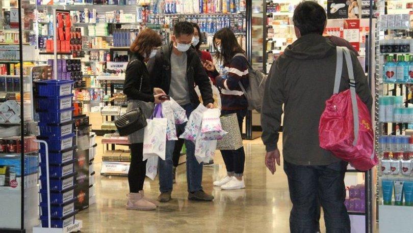 Son dakika maske satışı patladı! İstanbul Havalimanı'nda 10 bin maske satıldı!