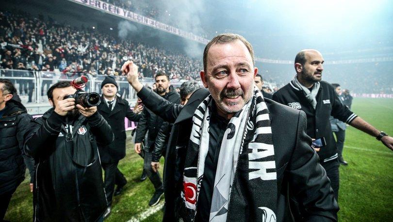 Sergen Yalçın 1.5 yıllık sözleşmeye imza attı