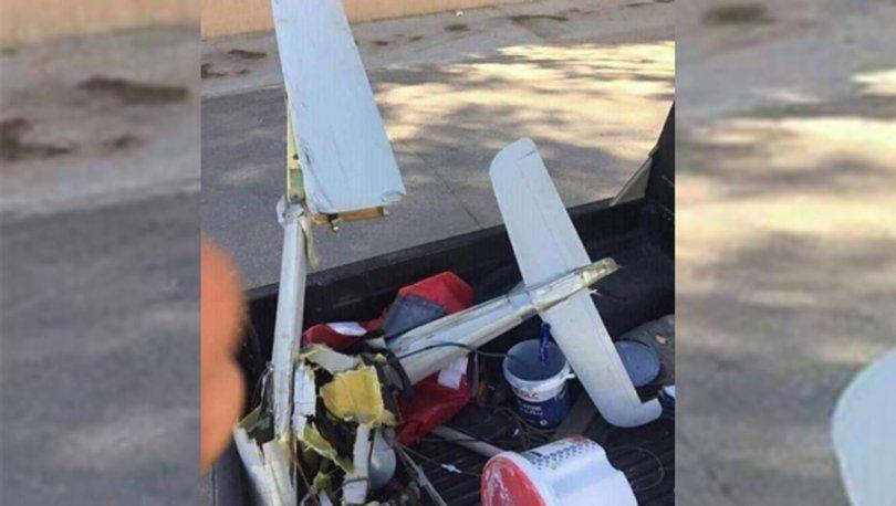Libya'da UMH, Hafter güçlerine ait insansız hava aracını düşürdü