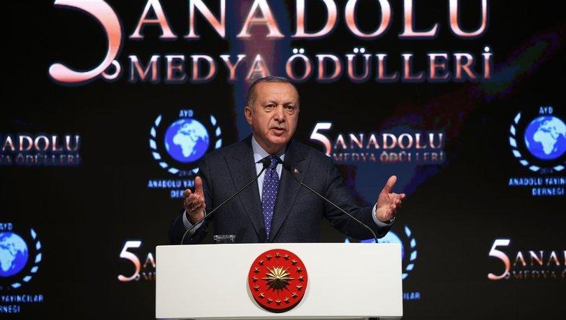 Son dakika haberleri! Cumhurbaşkanı Erdoğan: Bu bir işgal projesidir