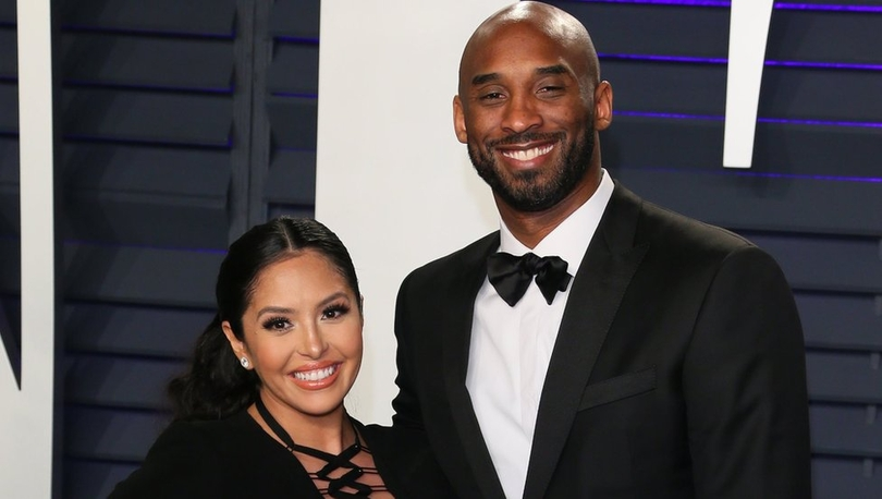 Kobe Bryant'ın eşi Vanessa Bryant: Acımı tarif edecek kelime bulamıyorum