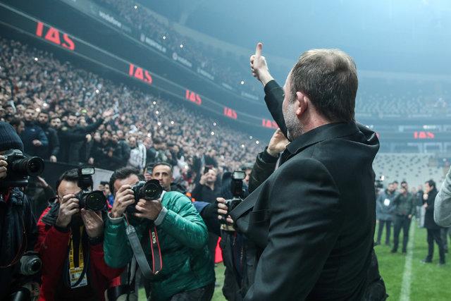 Beşiktaş kenetlendi! Sergen Yalçın imzayı attı