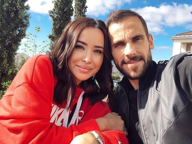 Ümit Erdim eşi Seda Erdim'in yeni yaşını kutladı - Magazin haberleri