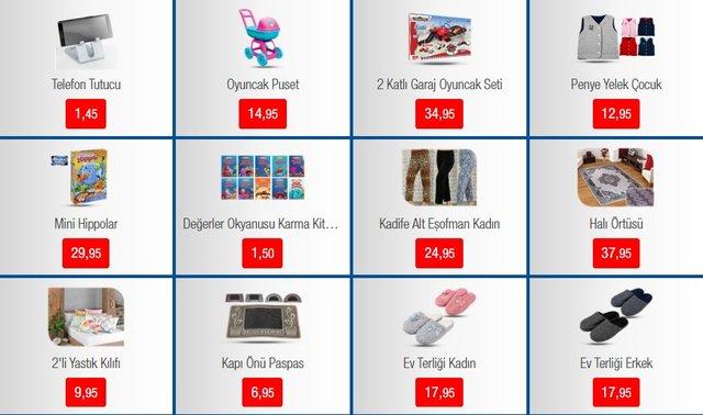 BİM 31 Ocak 2020 Cuma Aktüel ürünler kataloğu! BİM indirimli ürünler listesi