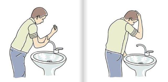 Abdest nasıl alınır? Bay ve bayan abdesti nasıl alır? Diyanet resimli abdest alma adım adım anlatım