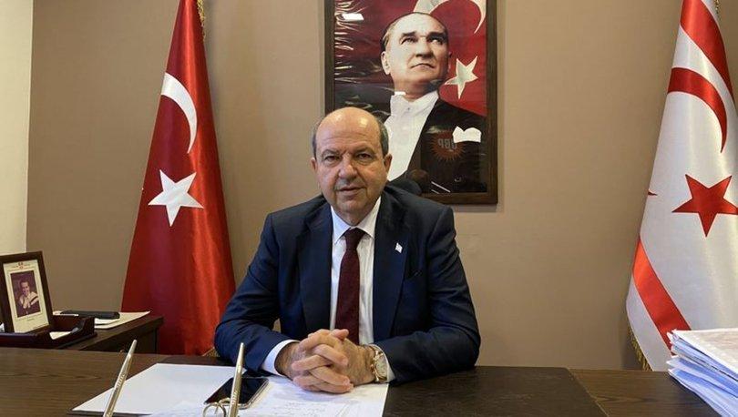 KKTC Başbakanı Tatar'dan ırkçı Yunan vekile tepki