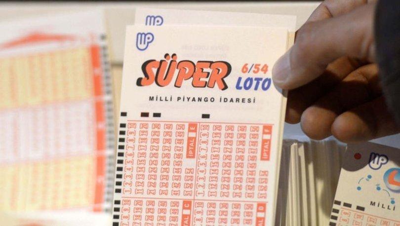 Süper Loto sonuçları 30 Ocak 2020 - MPİ Süper Loto sonuç sorgula