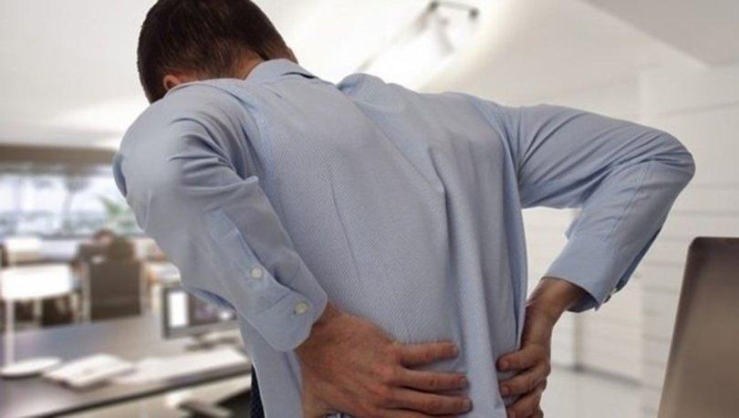 Sırt ağrısı neden olur, nasıl tedavi edilir? Sırt ağrısına ne iyi gelir?