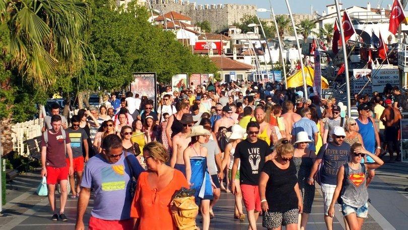 Turizm gelirleri yüzde 17 arttı