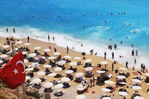 Turist sayısı 50 milyonu aştı
