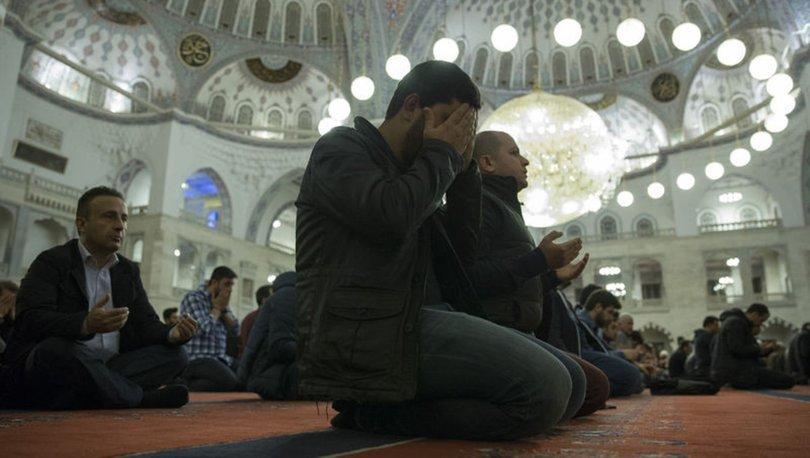Ankara Cuma namazı saat kaçta? 31 Ocak 2020 Ankara Cuma saati - vakti