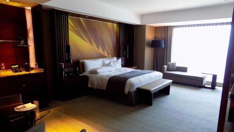 Otel dolulukları yüzde 2.4 arttı