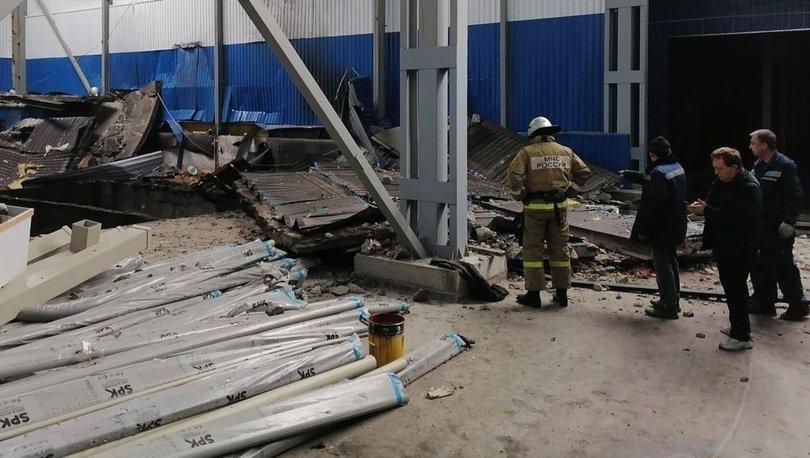 Rusya'da patlama: 1'i Türk, 5 ölü