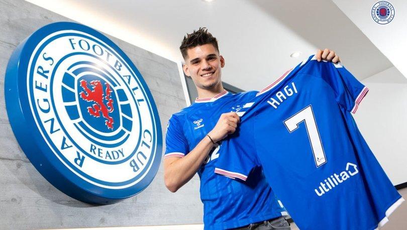 Ianis Hagi, Rangers'a transfer oldu