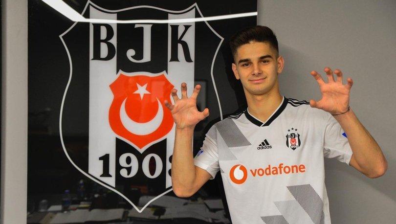 Beşiktaş, Ajdin Hasic ile resmi sözleşme imzaladı
