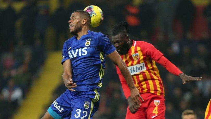 Fenerbahçe'nin Trabzon kafilesi belli oldu