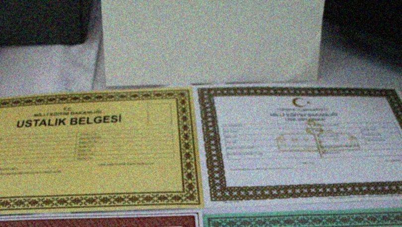 Bir yıl önce çalışmaya başlayan işçiye sahte diploma davası