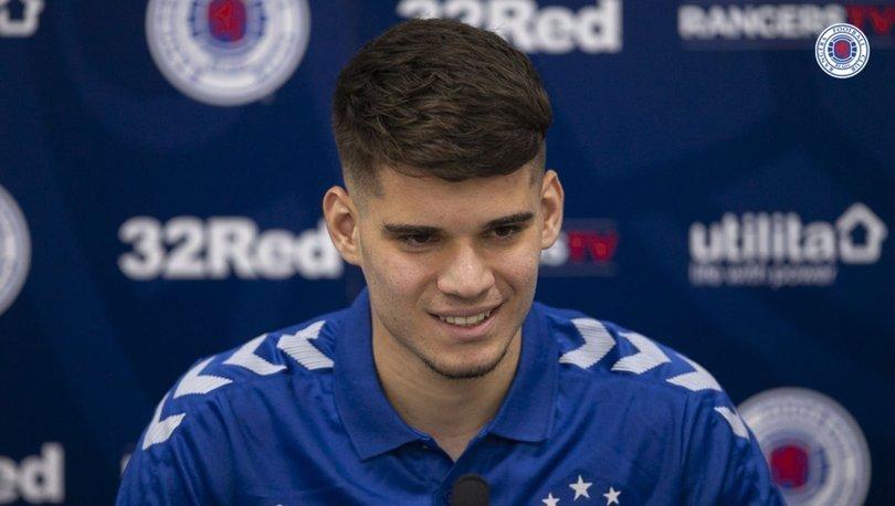 Hagi'nin oğlu Ianis, Gerrard'ın çalıştırdığı Rangers'a transfer oldu