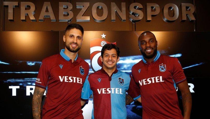 Trabzonspor, yeni transferleri için imza töreni düzenledi!