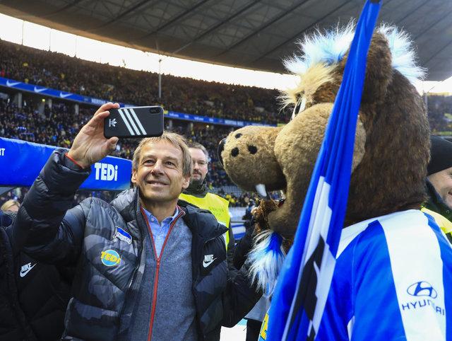 Hertha Berlin ara transferin lideri oldu! Devleri geride bıraktı!