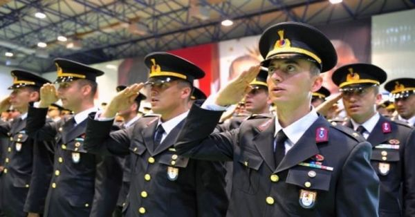 Jandarma astsubay alımı 2020
