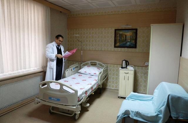 SON DAKİKA HABERLERİ! Çin Wuhan'dan tahliye edilen vatandaşlar için karantina odaları hazır